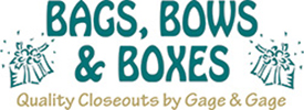 Bags, Bows and Boxes Closeout